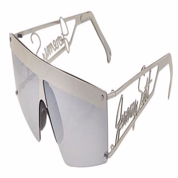 6a7be66f47a4 JEREMY SCOTT LINDA FARROW SIGNATURE SUNGLASSES